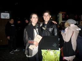 Sharon den Adel and me